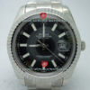 Replica Rolex Datejust SS Black