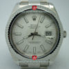 Replica Rolex Datejust SS White