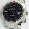 Replica Rolex Datejust SS Black Roman