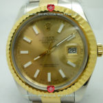 Replica Rolex Datejust 2Tone Gold