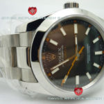 Swiss Replica Rolex Milgauss Black