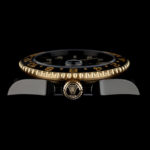 Swiss Replica Rolex GMT Master Pro Hunter PVD 2-Tone