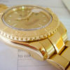 Swiss Replica Rolex Gold Yachtmaster